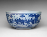 Bowl with Children, 16th century, from the DOMA collection